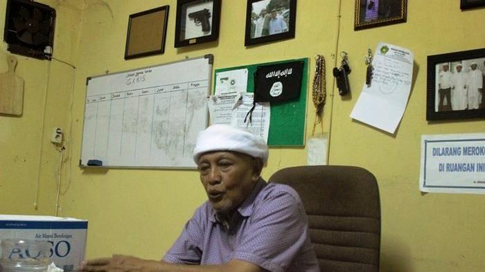 pimpinan ISIS Regional Indonesia