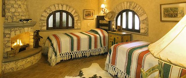 Hotel posada minas, Guanajuato