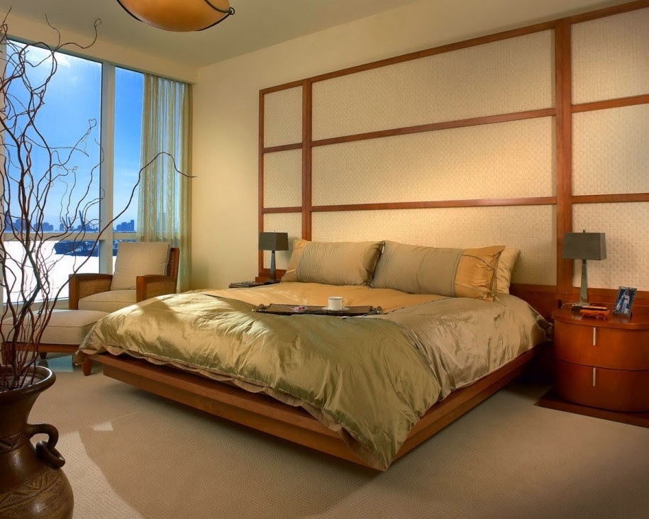 Important Guidance for Decorating Contemporary Master Bedrooms | Home Decorating Ideas