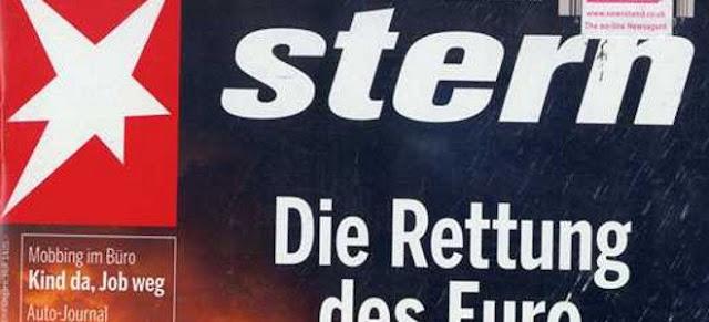 BOMBA απο το Stern: Την Ελλάδα τη διοικεί ένα μονοπώλιο εκατομμυριούχων