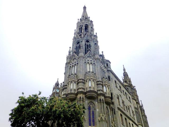 Iglesia de San Juan Bautista en Arucas