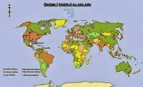 Türkiye fiziki coğrafya dersi sözlük ve atlas ödevi