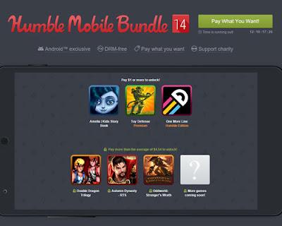 Nuevo Humble Bundle para conseguir 3 juegos desde solo 1$.