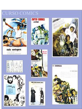 CURSO COMICS EM 12 FASCÍCULOS