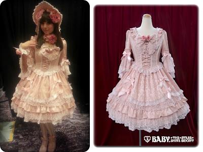 baby the stars shine bright btssb fashion show pmx sleeping beauty op 2013