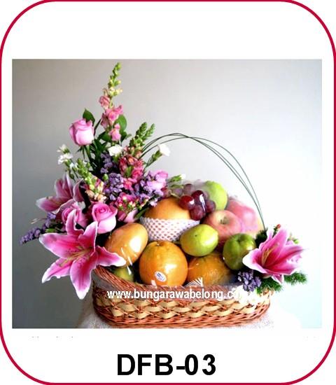 Parcel Buah Jakarta | Buah Segar Lokal & Import Untuk Orang Sakit 021 ...