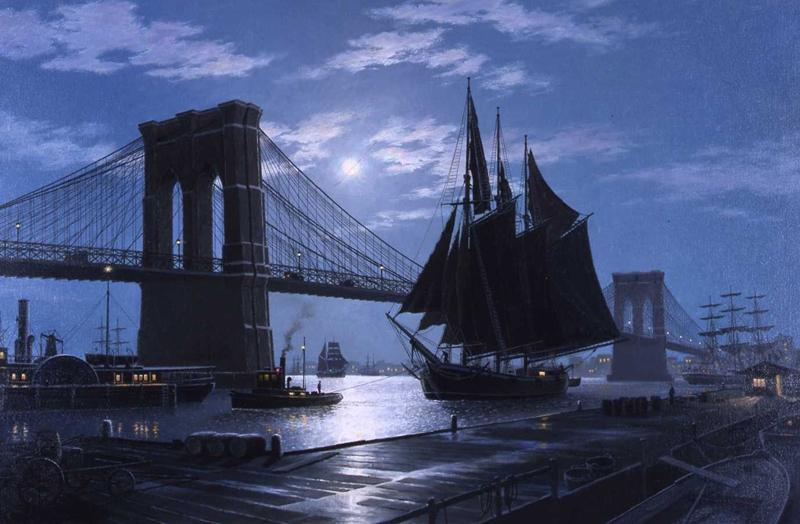 Roger Desoutter 1923 | British Maritime painter