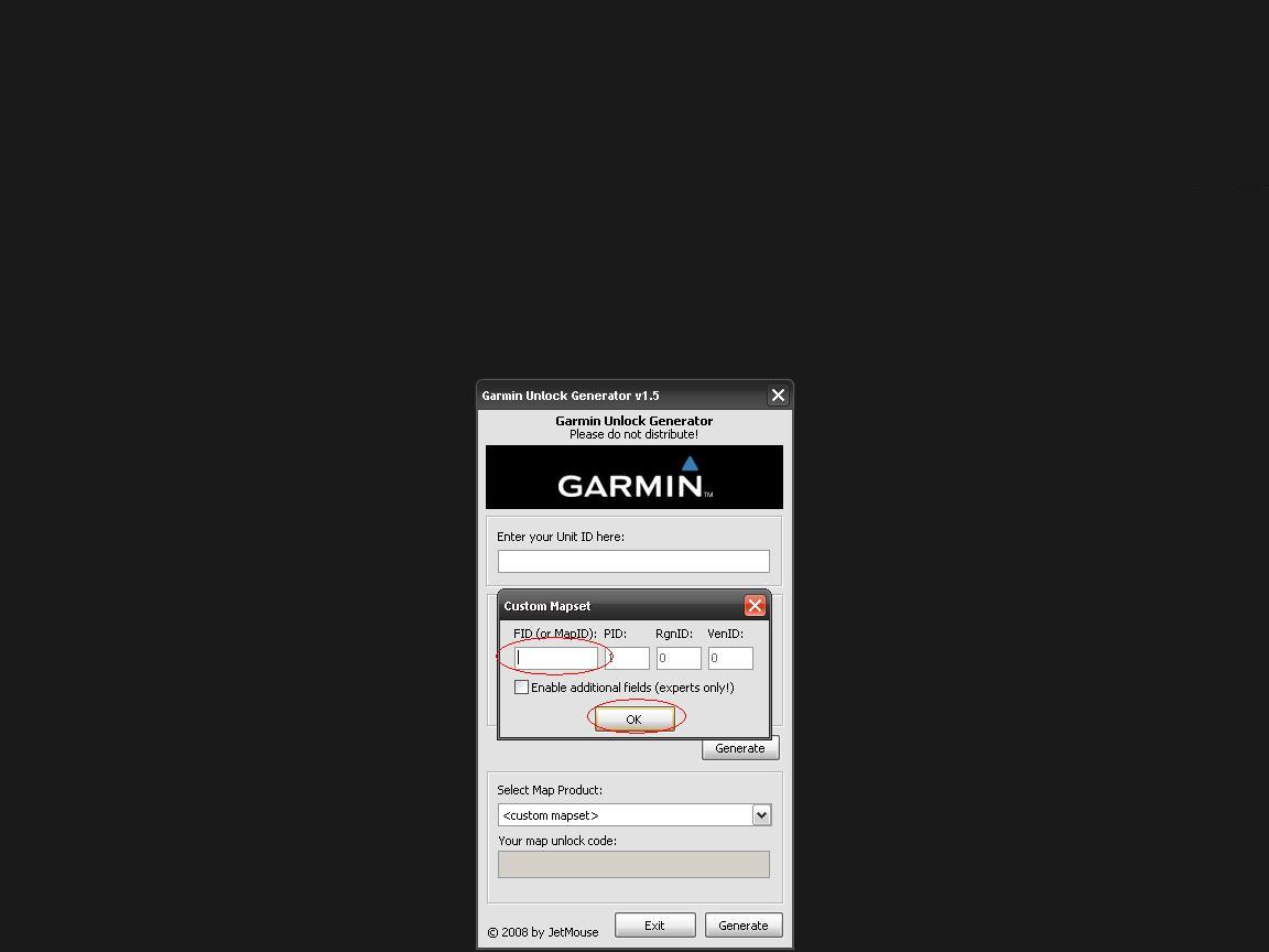 Garmin Activation Key - googlepast