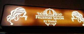"FRIZERSKO-KOZMETIČKI SALON ""EMINA"""
