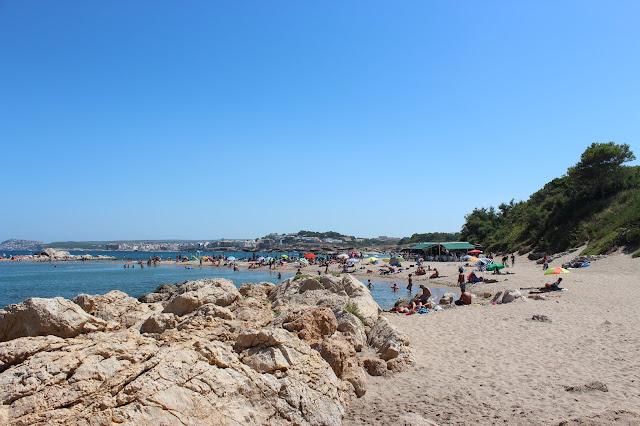 Playas de Ampurias. La Escala-Gerona