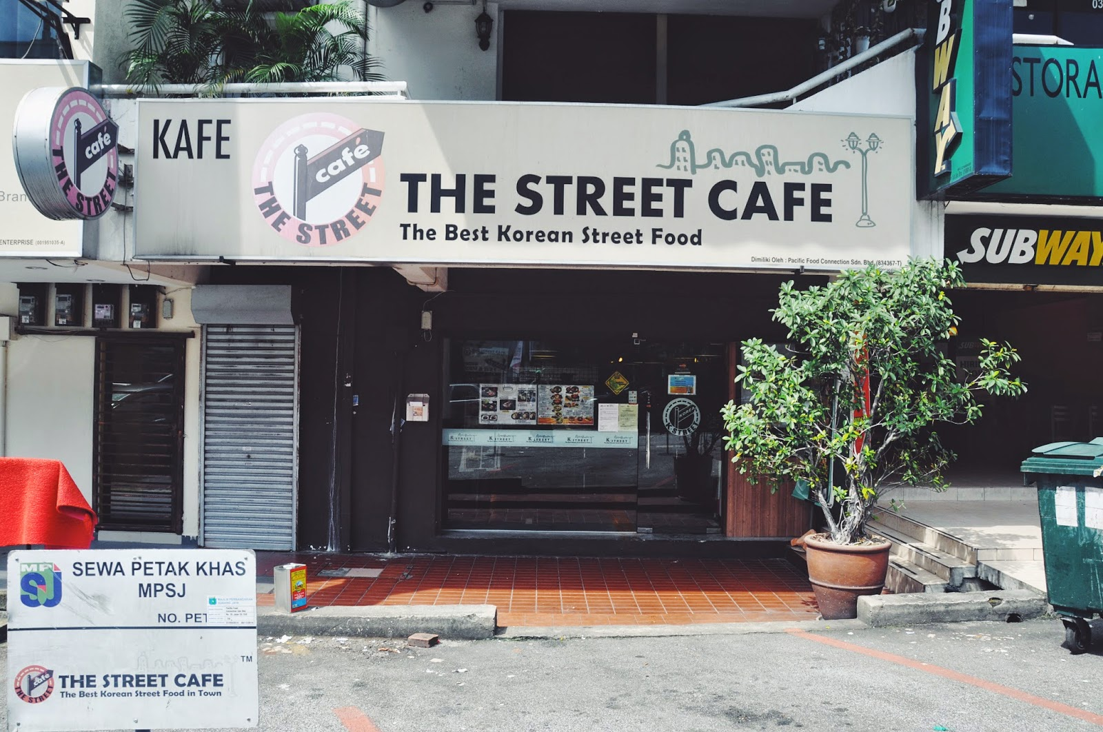 The Street Cafe, SS15, Subang Jaya