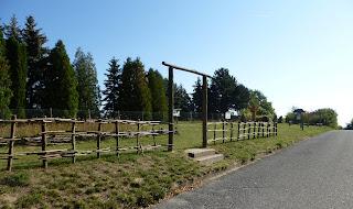 Grundstück der Familie Rapp auf dem Michaelsberg