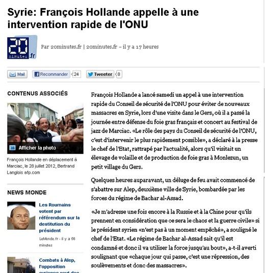 françois_hollande_obama_cameron_alqaeda_alqaida_magouille_internationale_barbouze_syrie_soutien_rebelle_violation_droit_international