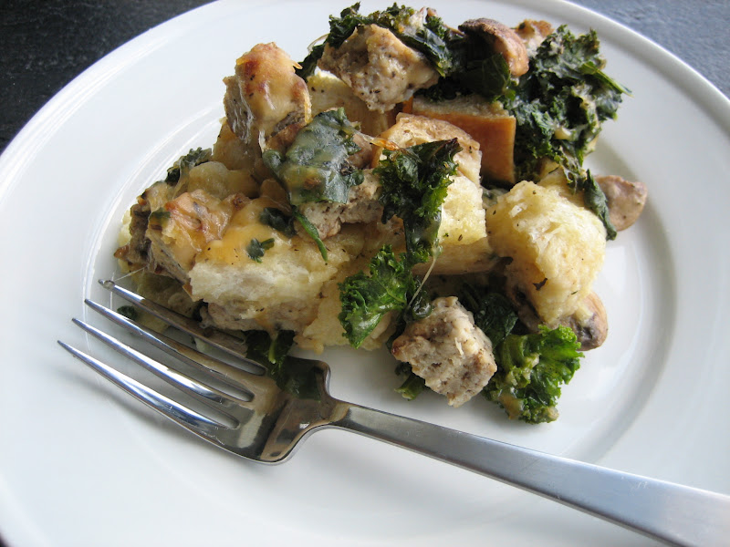 Baking, domesticity, and all things mini: Sausage kale ...
