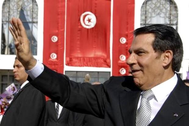 Ali Seriati serait à l'origine de la fuite du président déchu Ben Ali