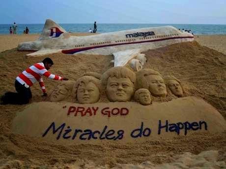 Intelijen AS Selidiki Kemungkinan Pesawat & Penumpang MAS Disandera di Suatu Tempat