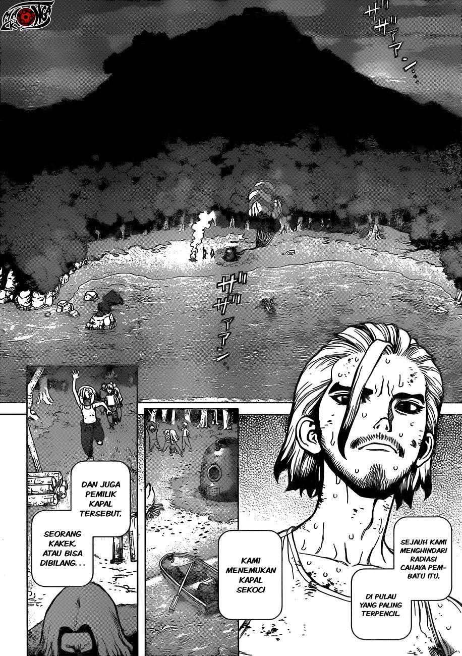 Dr. Stone Chapter 44-11