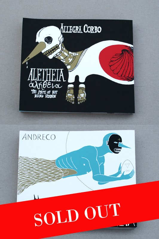 ALETHEIA (CLICK ON THE BOOK) SOLD OUT!