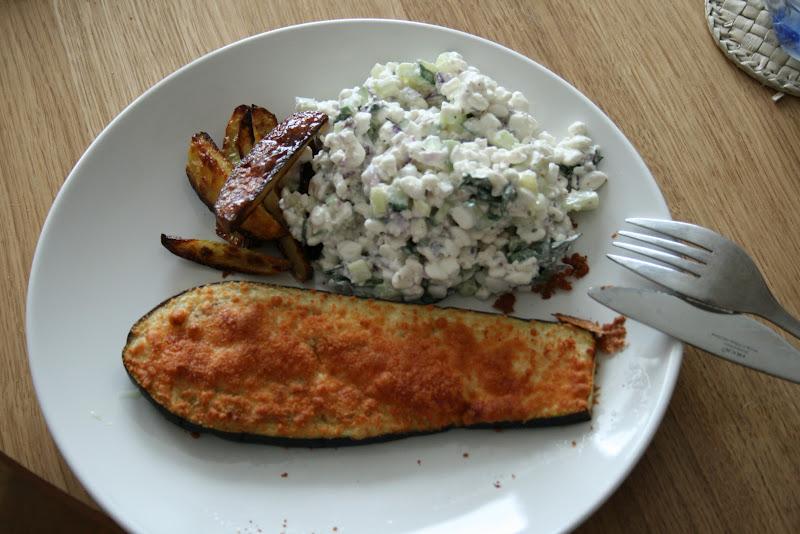 aborigin grönsak recept
