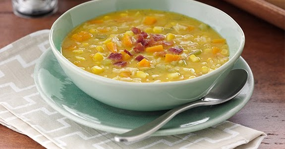 Cooking The Recipe Corn Chowder Recipe