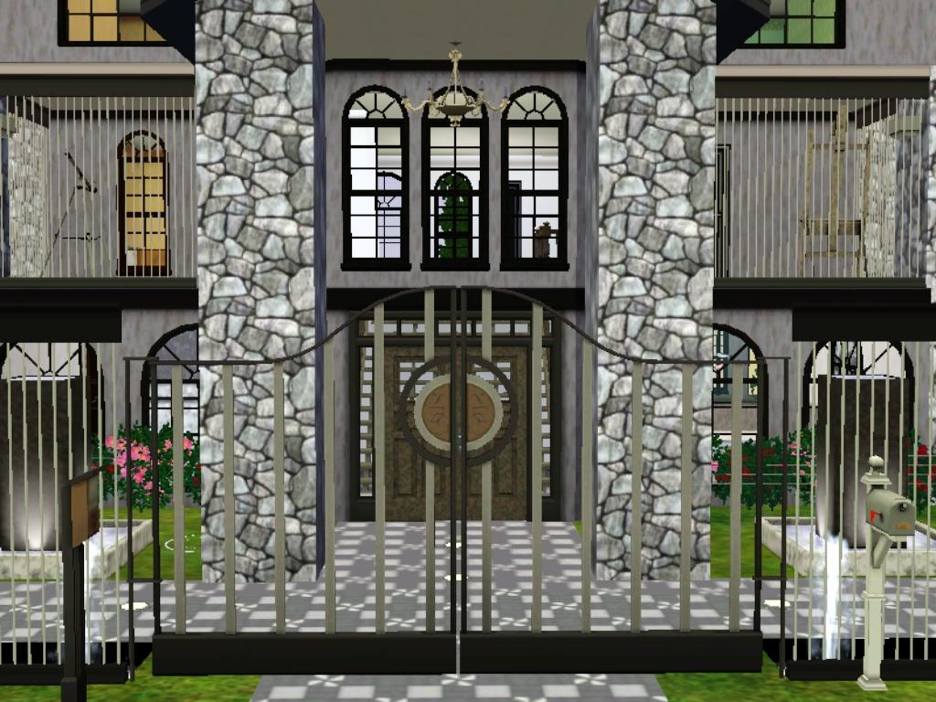 http www joystudiodesign com front front gate designs html - Home Front Gate Designs