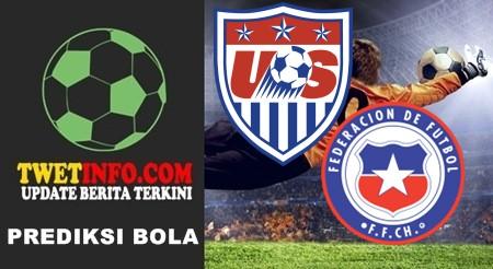 Prediksi United States U17 vs Chile U17