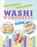 CONTRIBUTING DESIGNER | Washi Wonderful ~ Sterling Publishers