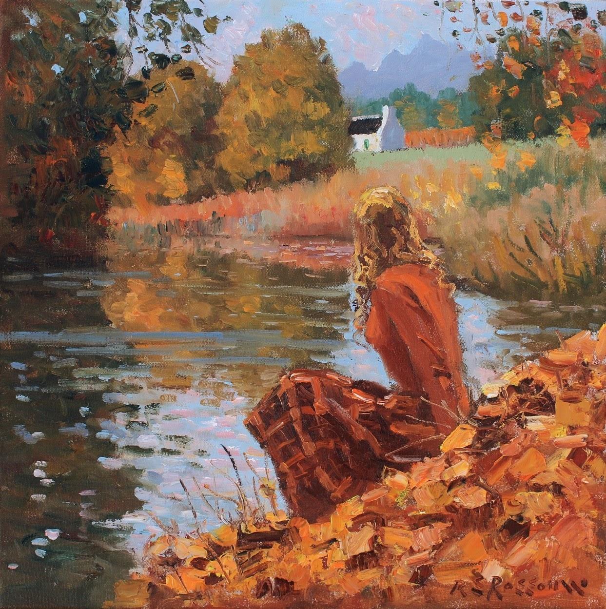 Roelof Rossouw Autumn Solitude