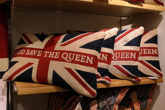 Buckingham palace shop отзывы покупки для кухни кружки пробка для бутылки подушка god save the queen