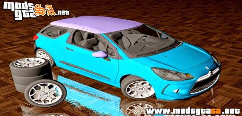 SA - Citroen Ds3 Sport 2012