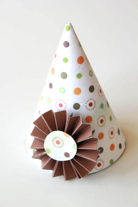 Party Hat DIY