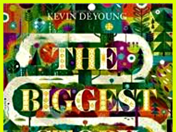 The Biggest Story Book( Giveaway - closed)