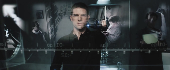 Minority Report' software hits the real world