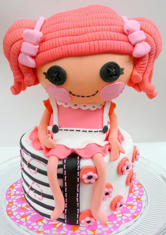 Birthday Cake Lalaloopsy