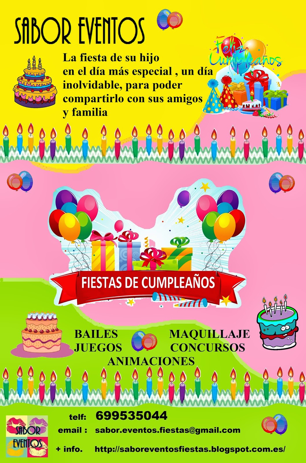 Animacion infantil cumplea os ni os y - Fiesta cumpleanos adulto ...