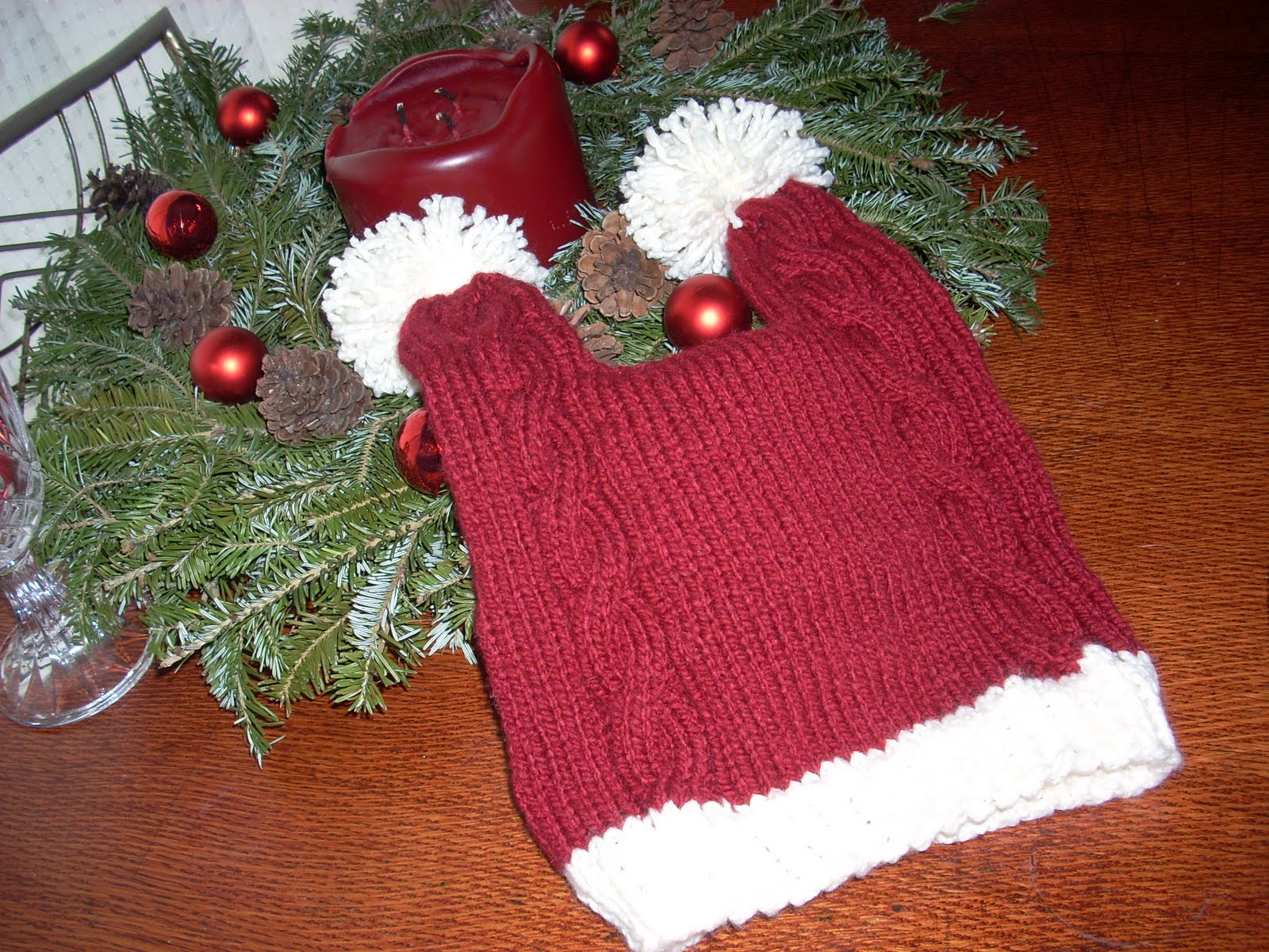 I made you something lame two tailed santa hat two tailed santa hat bankloansurffo Images