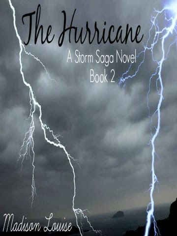 Cover Reveal: The Hurricane by Madison Louise