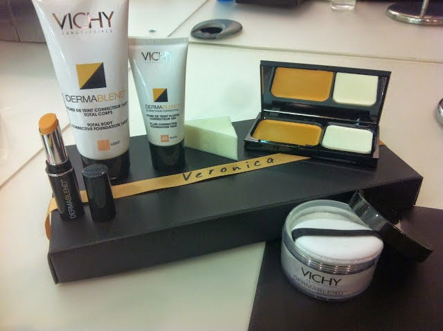 vichy dermablend, make up acne, trucco cicatrici, come coprire l'acne, come coprire le cicatrici