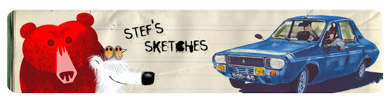 Stef's Sketches.