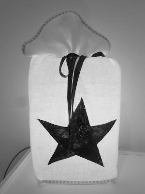 lampe étoile  sac fate à aix en provence et homologuée CE