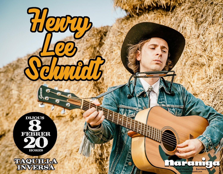 HENRY LEE SCHMIDT -8/2/18- 20 h.