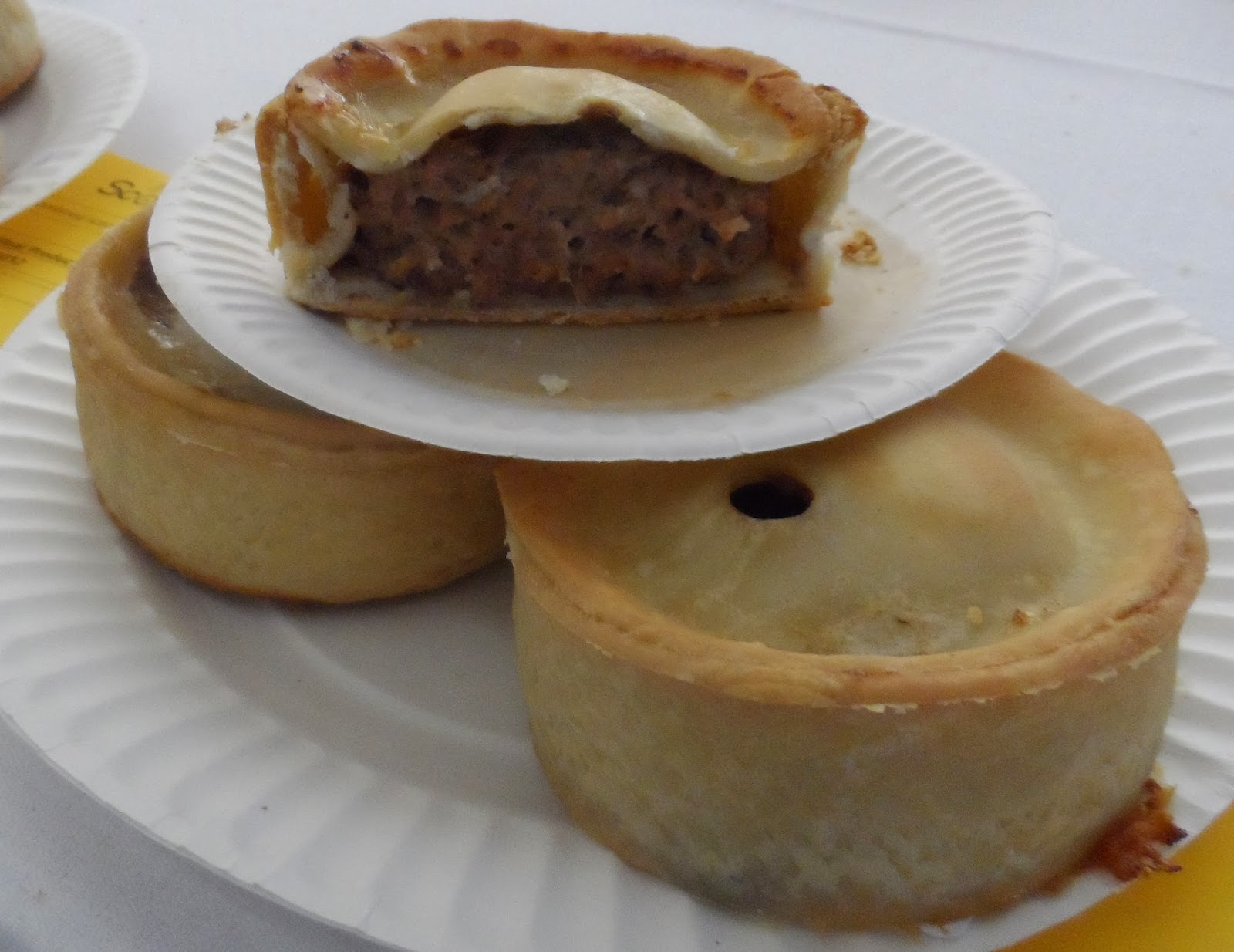 Scotch Pie Club Awards Pie Review