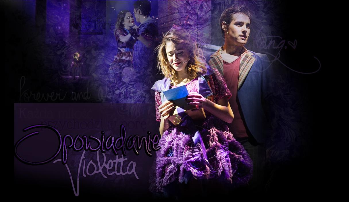Opowiadanie Violetta