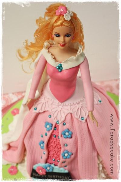 Wilton Barbie Doll Cake
