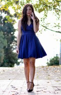http://www.petitsweetcouture.com/2013/11/dark-blue-dress.html