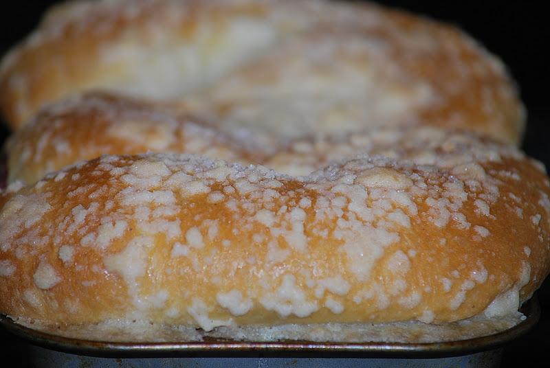 Cinnamon Swirl English Coffee Cake Loaf