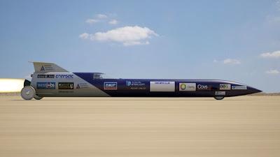 Kereta Ini Bakal Lebih Laju Daripada Peluru
