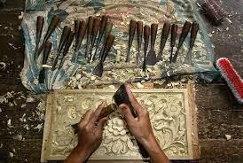 Bahan Seni Kriya Nusantara