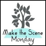 I was Featured on Make the Scene Monday