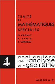 Manuels de mathématiques anciens (principalement pour le lycée) Cagnac+ramis+commeau+tome+4+applications+de+l%2527analyse+%25C3%25A0+la+g%25C3%25A9om%25C3%25A9trie